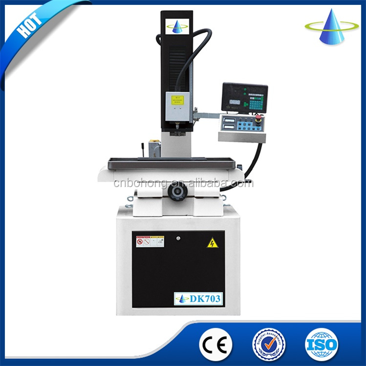New designed Small hole drilling EDM machine with Step motor control for sale