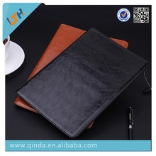 QinD Retro Genuine Leather Case For iPad Air 2 With Credit Card Holder