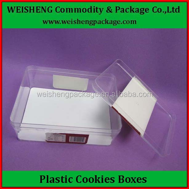 Creative design 2015 new product Candy Plastic Packaging Box/chocolate packaging case
