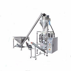 Flour/Powder Packing Machine Vertical Form Fill Seal machine 1kg flour packaging machine