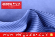 Fashion new design stripe and twill nylon fabric used for fashion sportswear and suit