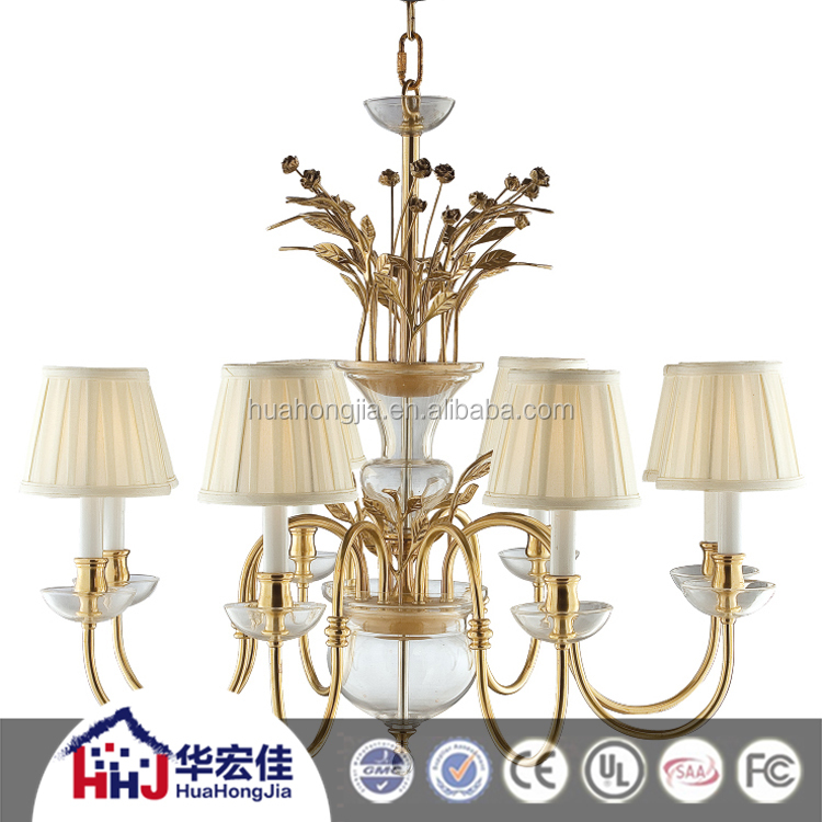 mosque cristal acrylic glass beads big chandelier crystals hotel with parts in china