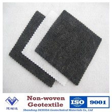 2015 new design road construction geotextile fabric