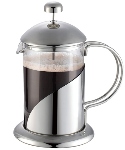 Haonai high quality <strong>A06</strong> 800ml heat resistant french press stainless steel french press coffee french press