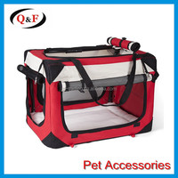Polyester deluxe indoor/outdoor pet home Soft Dog Crate