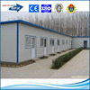 wind resistance flat prefab house modules