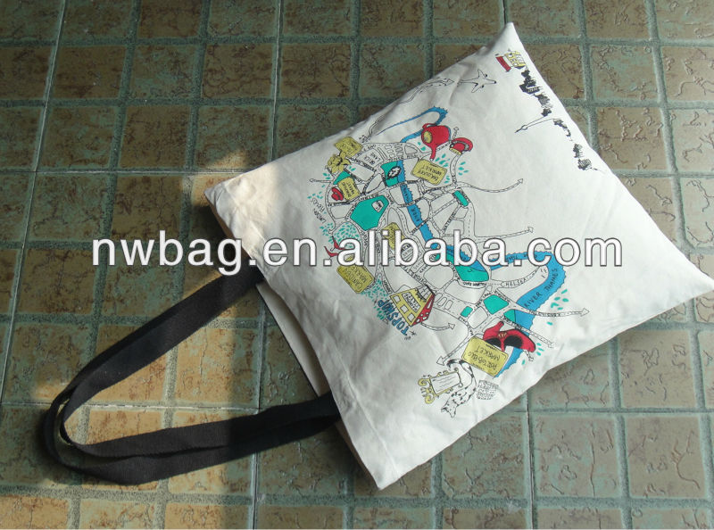 2013 Wholesale Custom Giveaway Promotional Bag