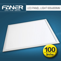 Ultra Thin BIS Driver 36w Ceiling Square Flat Led Panel Lights