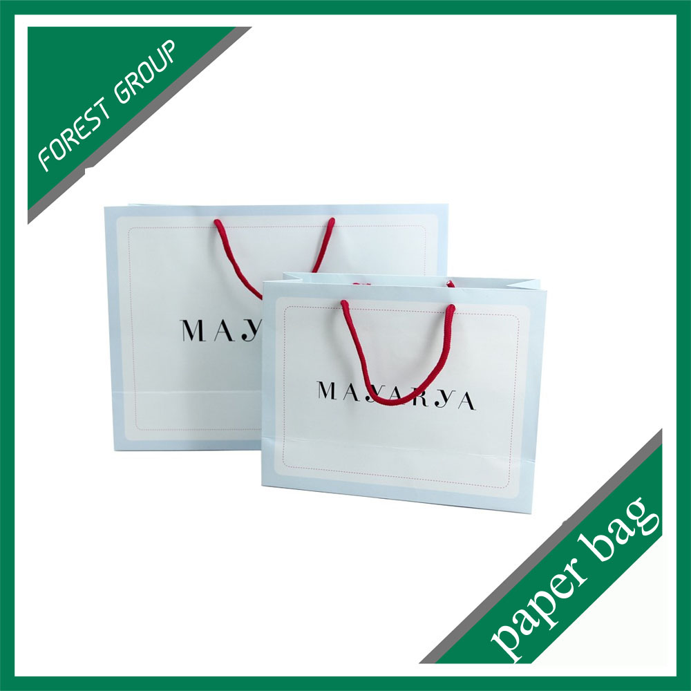 Custom eco friendly slogans for paper bag with good price