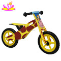 High quality wooden children bike for 2 year old W16C061