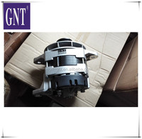 R220-5 excavator 6BT5.9 engine parts 24V dynamo
