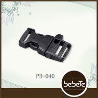 new arrival side-release buckle tension curved side release buckle adjustable side release buckle