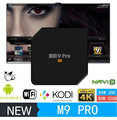 M9 PRO Android 7.1 TV Box Amlogic S912 Wifi Bluetooth Marshmallow Internet TV receiver 3G 32G set top box