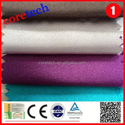 High quality wholesale soft double sided silk satin fabric factory