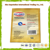 Hot sealed plastic bag