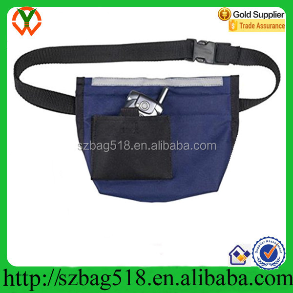 2016 China Wholesale Dog Training Treat Waist Bag
