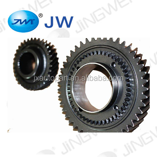 Customize car transmission auto parts front drive gearbox helical gear unit