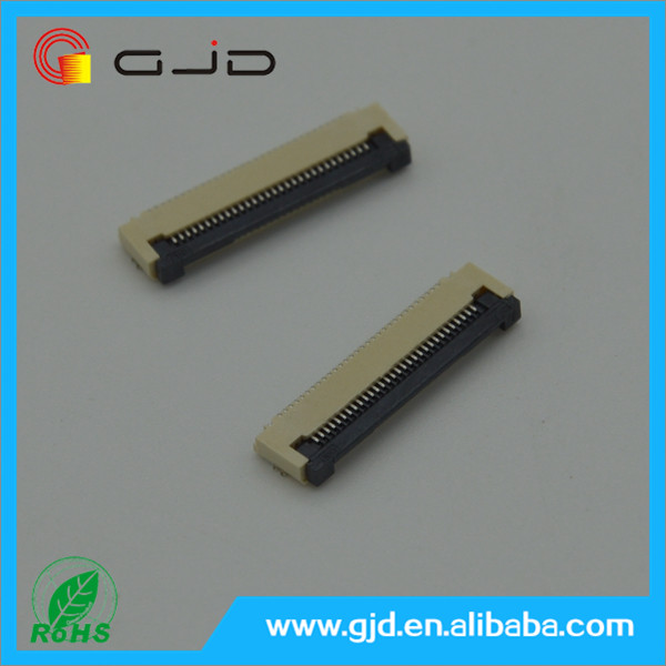 2016 high quality 0.5mm FPC/FFC 30 pin f connector
