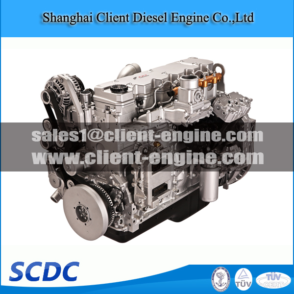 Fiat Iveco diesel engine, NEF6 for truck