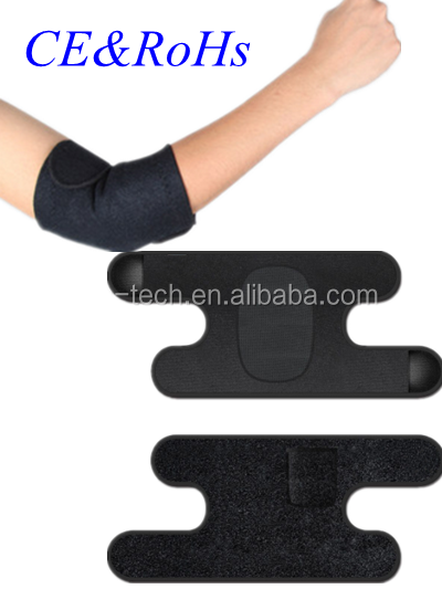 Popular new coming elbow pads heating knee pads