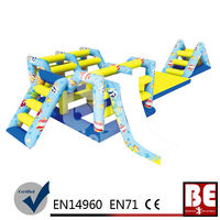 Giant Adult Inflatable Water Game Toys Combo