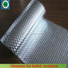 Reflective aluminum foil air bubble insulation for construction foil