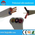 twin and earth cable, 3 cores, twin cable, earthing cable, flat cable , cca cable, copper wire