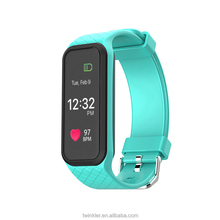 2017 bluetooth smart vibrating bracelet waterproof, fitness band activity tracker, bluetooth bracelet with vibration