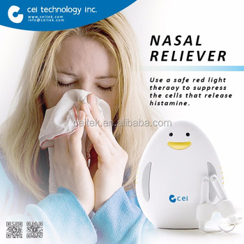 2017 NEW Innovative Healthcare Products Nasal Solution Nasal Reliever Allergy Reliever