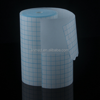 Custom Printed Wholesale Non Woven Dressing Retention Sheet Medical Surgical Tape