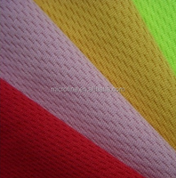100%polyester birds eye knitting textile fabric with quick dry function for sport wear
