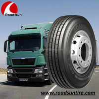 All Steel Heavy Duty New Radial TBR Truck Tires Wholesale Tires With Label ECE Smartway 315/80R22.5