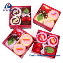 China wholesale towel gift packing ideas for wedding