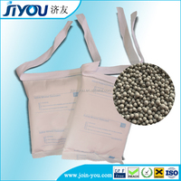 Mineral desiccant/Moisture Absorber Bag with String