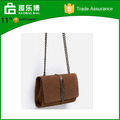 Yiwu Supplier Stock PU Bag Woman Messenger Bag