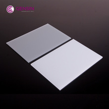 Alibaba best price China white polycarbonate solid sheet