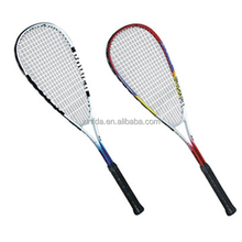 High quality racquet aluminum alloy customized squash racket for sale
