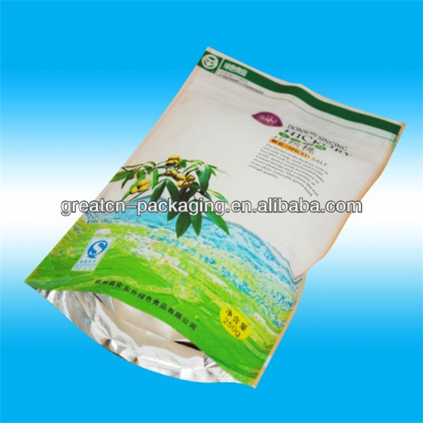 2013 newest dairy packaging dairy bag dairy pouch