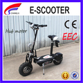 2017 cool brushless electric scooter with 800w motor for sale
