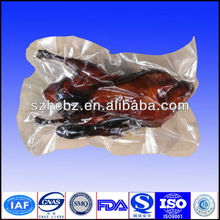 compressed vacuum food packaging bag for sncak