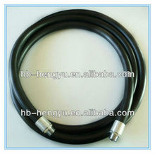 R1AT The Multipurpose certificated high pressure flexible stretch rubber hose