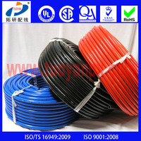High Quality flexible soft insulation PVC Material Colorful pipe