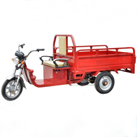 carrying moped cargo electric tricycle three wheels for sale