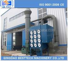 Dust Collector Used for Foundry plant, High efficiency dust collector system