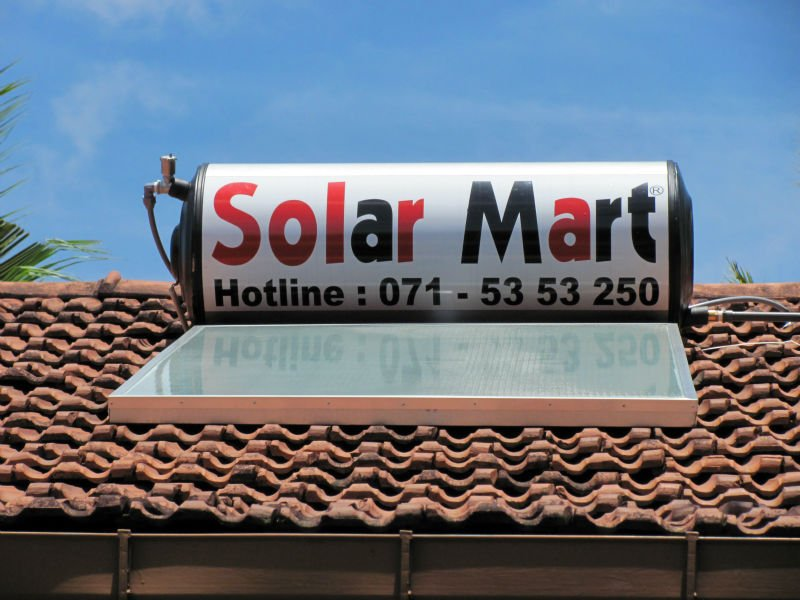 Solar Mart hot water systems
