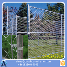 steel animal cage / Portable 7 x8 chain link dog kennel for sale
