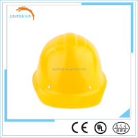 Orange Baseball Style New Mens Led Safety Helmet