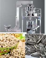 Fresh meat Automatic weighing and Packaging Machine system