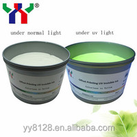 Offset Printing / Screen Printing type UV Fluorescent invisible ink
