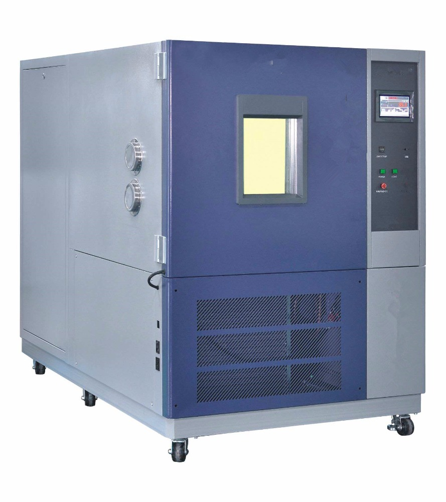 Safety Smooth Industrial Temperature Change Equipment for cell phone enviroment change testing